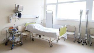 Gyõr, 2018. december 4. Gyermeksürgõsségi baleseti betegszoba a gyõri Petz Aladár Megyei Oktató Kórház újonnan átadott gyermeksürgõsségi részlegében 2018. december 4-én. MTI/Krizsán Csaba