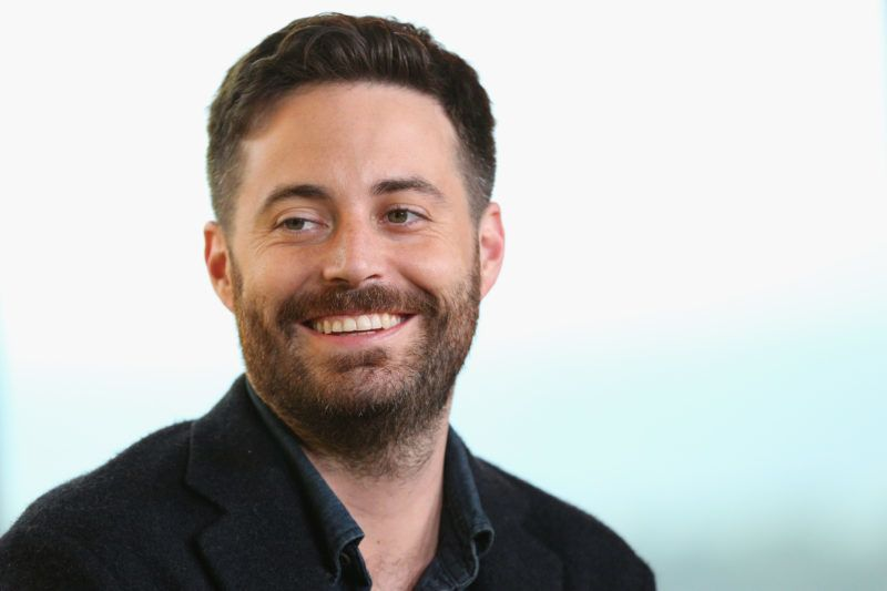 """TORONTO, ON - SEPTEMBER 09:  Writer Garrard Conley of """"Boy Erased"""" attends The IMDb Studio presented By Land Rover At The 2018 Toronto International Film Festival at Bisha Hotel & Residences on September 9, 2018 in Toronto, Canada.  (Photo by Rich Polk/Getty Images for IMDb)"""