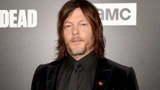 """LOS ANGELES, CALIFORNIA - SEPTEMBER 27:  Norman Reedus attends the premiere of AMC's """"The Walking Dead"""" season 9 at DGA Theater on September 27, 2018 in Los Angeles, California. (Photo by Paul Butterfield/FilmMagic)"""