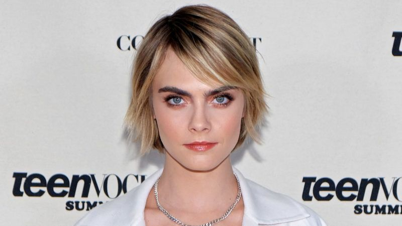 LOS ANGELES, CALIFORNIA - DECEMBER 01: Model Cara Delevingne attends the Teen Vogue Summit at 72andSunny on December 1, 2018 in Los Angeles, California. (Photo by Sarah Morris/Getty Images)