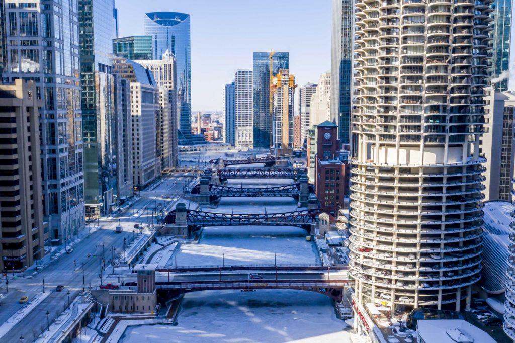 ChicagoFot—: Patrick Gorski/NurPhoto/ Getty Images