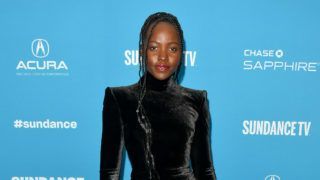 PARK CITY, UTAH - JANUARY 29: Actor Lupita Nyong'o attends the 'Little Monsters' Premiere during the 2019 Sundance Film Festival at The Marc Theatre on January 29, 2019 in Park City, Utah.(Photo by George Pimentel/Getty Images)