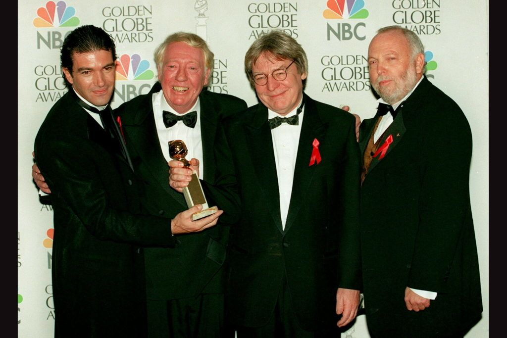 GOLDEN GLOBE AWARDS IN LOS ANGELES (Photo by Frank Trapper/Corbis via Getty Images)