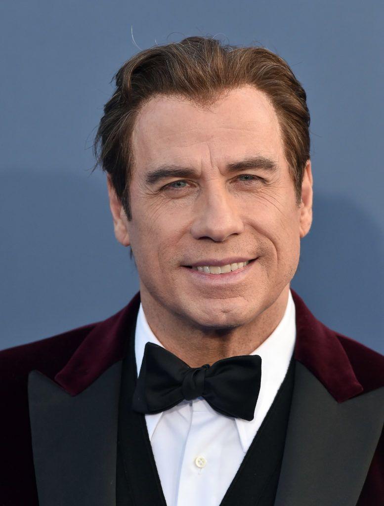SANTA MONICA, CA - DECEMBER 11:  Actor John Travolta arrives at The 22nd Annual Critics' Choice Awards at Barker Hangar on December 11, 2016 in Santa Monica, California.  (Photo by Axelle/Bauer-Griffin/FilmMagic)