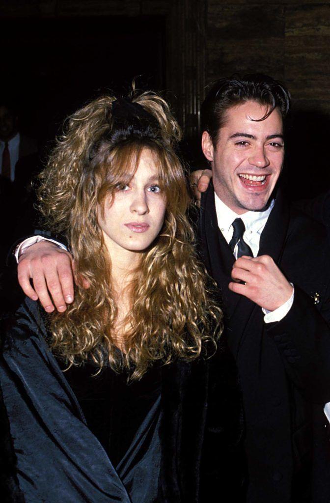 Sarah Jessica Parker & Robert Downey Jr   (Photo by Jeff Kravitz/FilmMagic)