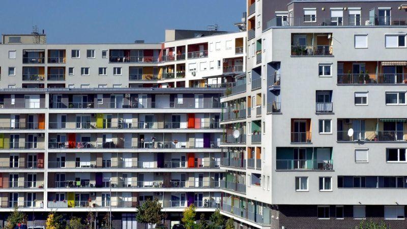 Budapest, 2018. október 5. A még épülõ City Home lakópark részlete a fõváros IX. kerületében a Vágóhíd, a Mester és a  Máriássy utcák által határolt területen. Az ide épülõ 1600 modern  társasházi lakás egy részébe már beköltöztek a lakók. MTVA/Bizományosi: Jászai Csaba  *************************** Kedves Felhasználó! Ez a fotó nem a Duna Médiaszolgáltató Zrt./MTI által készített és kiadott fényképfelvétel, így harmadik személy által támasztott bárminemû – különösen szerzõi jogi, szomszédos jogi és személyiségi jogi – igényért a fotó készítõje közvetlenül maga áll helyt, az MTVA felelõssége e körben kizárt.