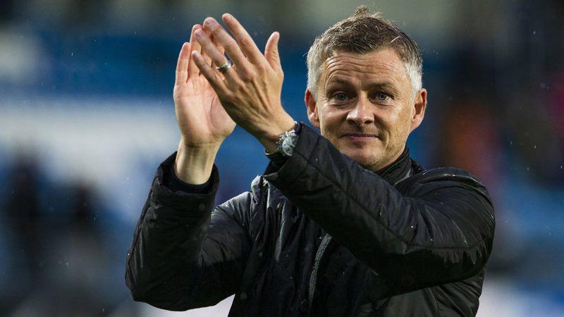 Molde, 2018. december 19.2018. augusztus 16-án a labdarúgó Európa Ligában játszott Molde-Hibernian mérkőzés végén a moldei Aker Stadionban készített kép Ole Gunnar Solskjaerről, a Cardiff vezetőedzőjéről, akit 2018. december 19-én a Manchester United angol klub a bajnoki idény végéig megbízott a vezetőedzői teendők ellátásával.MTI/EPA/NTB SCANPIX/Svein Ove Ekornesvaag