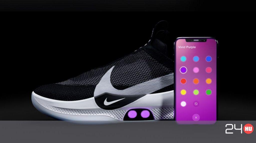 3ce73b6aea0d Beköti magát a Nike új cipője | 24.hu