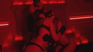 orgia a videón meztelen leszbikusok szexelni