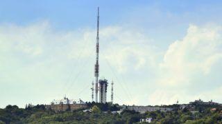 Budapest, 2012. augusztus 17. Az Antenna Hungária Országos Mikrohullámú Központja a Széchenyi-hegyen. A torony 192 méter magas. MTVA/Bizományosi: Róka László  *************************** Kedves Felhasználó! Az Ön által most kiválasztott fénykép nem képezi az MTI fotókiadásának, valamint az MTVA fotóarchívumának szerves részét. A kép tartalmáért és a szövegért a fotó készítõje vállalja a felelõsséget.
