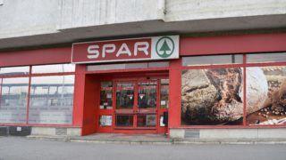 Budapest, 2019. január 19. Egy SPAR élelmiszerbolt Kõbányán, a Liget téren. MTVA/Bizományosi: Róka László  *************************** Kedves Felhasználó! Ez a fotó nem a Duna Médiaszolgáltató Zrt./MTI által készített és kiadott fényképfelvétel, így harmadik személy által támasztott bárminemû – különösen szerzõi jogi, szomszédos jogi és személyiségi jogi – igényért a fotó készítõje közvetlenül maga áll helyt, az MTVA felelõssége e körben kizárt.
