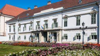 Városkép - Budapest - Sándor-palota
