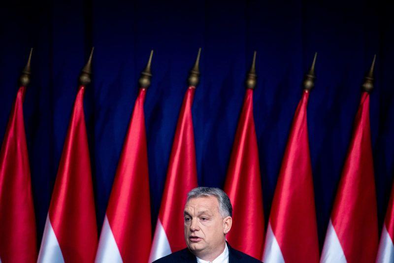 Orbán Viktor évértékelõ beszéde