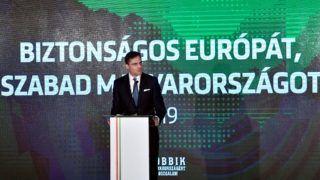 A Jobbik évadnyitó rendezvénye