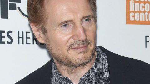 """NEW YORK, NY - OCTOBER 04:  Actor Liam Neeson attends the 56th New York Film Festival premiere of """"The Ballad Of Buster Scruggs"""" at Alice Tully Hall, Lincoln Center on October 4, 2018 in New York City.  (Photo by Jim Spellman/WireImage)"""