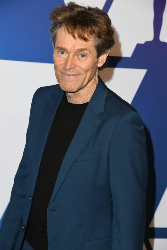 BEVERLY HILLS, CALIFORNIA - FEBRUARY 04: Willem Dafoe attends the 91st Oscars Nominees Luncheon at The Beverly Hilton Hotel on February 04, 2019 in Beverly Hills, California. (Photo by Jon Kopaloff/Getty Images)