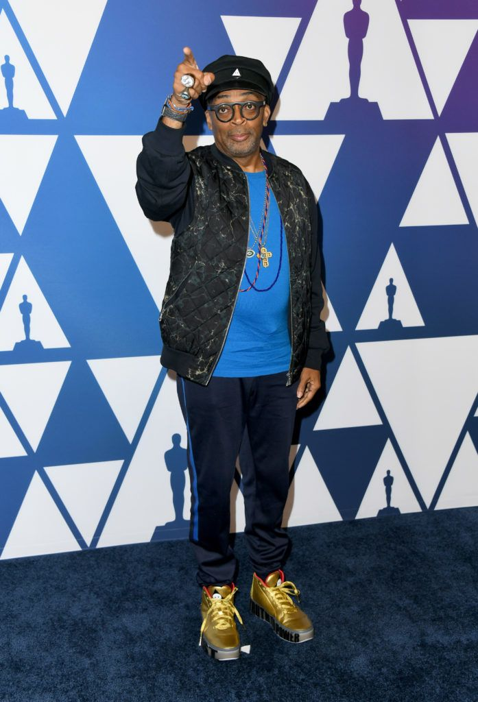 BEVERLY HILLS, CALIFORNIA - FEBRUARY 04: Spike Lee attends the 91st Oscars Nominees Luncheon at The Beverly Hilton Hotel on February 04, 2019 in Beverly Hills, California. (Photo by Jon Kopaloff/Getty Images)