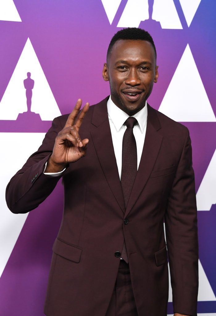 BEVERLY HILLS, CALIFORNIA - FEBRUARY 04: Mahershala Ali attends the 91st Oscars Nominees Luncheon at The Beverly Hilton Hotel on February 04, 2019 in Beverly Hills, California. (Photo by Steve Granitz/WireImage)