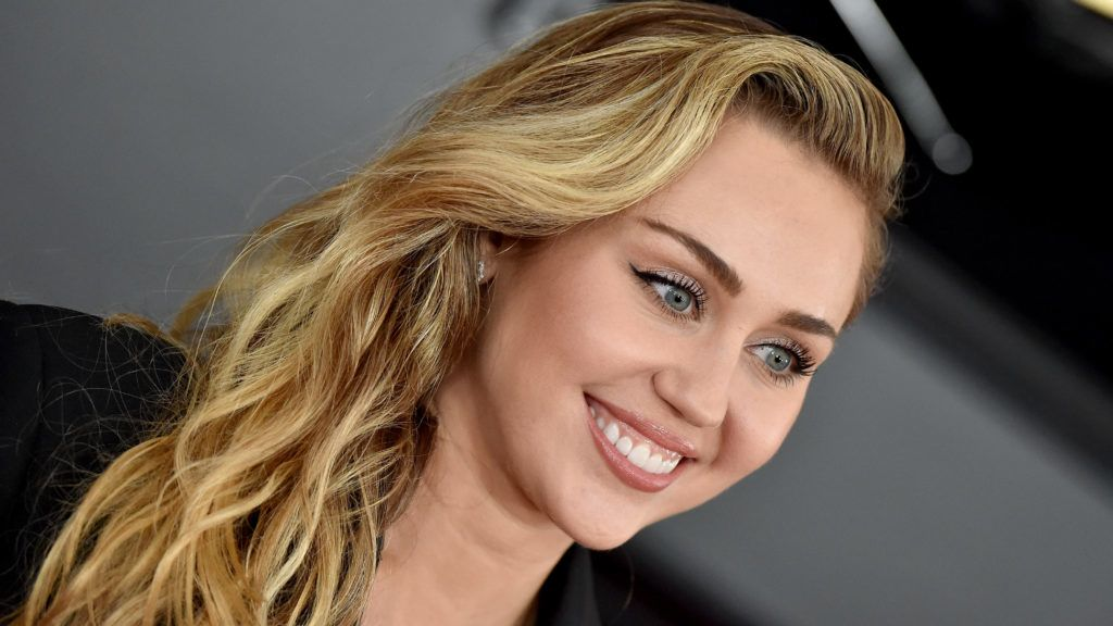 LOS ANGELES, CALIFORNIA - FEBRUARY 10: Miley Cyrus attends the 61st Annual GRAMMY Awards at Staples Center on February 10, 2019 in Los Angeles, California. (Photo by Axelle/Bauer-Griffin/FilmMagic)