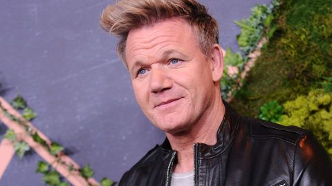 WEST HOLLYWOOD, CA - SEPTEMBER 25:  Chef Gordon Ramsay attends the FOX Fall Party at Catch LA on September 25, 2017 in West Hollywood, California.  (Photo by Jason LaVeris/FilmMagic)