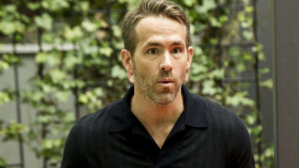 MADRID, SPAIN - MAY 07:  American actor Ryan Reynolds attends 'Deadpool 2' photocall at Villa Magna Hotel on May 7, 2018 in Madrid, Spain.  (Photo by Juan Naharro Gimenez/FilmMagic)