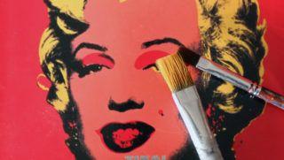 70705074. México, 5 Jul 2017 (Notimex-Alejandra Rodríguez).- El artista plástico Javier Andrés 28 años de edad dijo a Notimex que Andy Warhol es un referente para todos los que siguen esta línea, pero para él es Roy Lichtenstein, pues cuando vio sus cuadros de comics gigantes le encantaron. NOTIMEX/ALEJANDRA RODRIGUEZ/ARM/ACE/