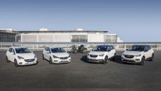 """Sondermodelle """"120 Jahre Automobilbau bei Opel"""""""