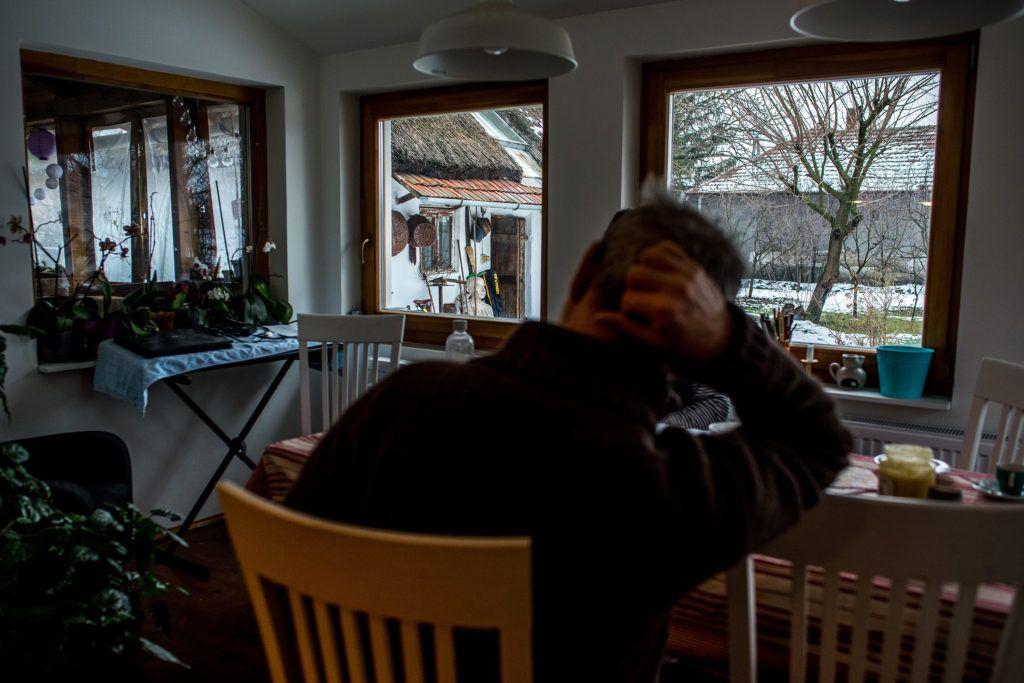 Image: 73862112, Bukta Imre képzõmûvészt mezõszemerei otthonában látogattuk meg., Place: Mezõszemere, Hungary, License: Rights managed, Model Release: No or not aplicable, Property Release: Yes, Credit: smagpictures.com