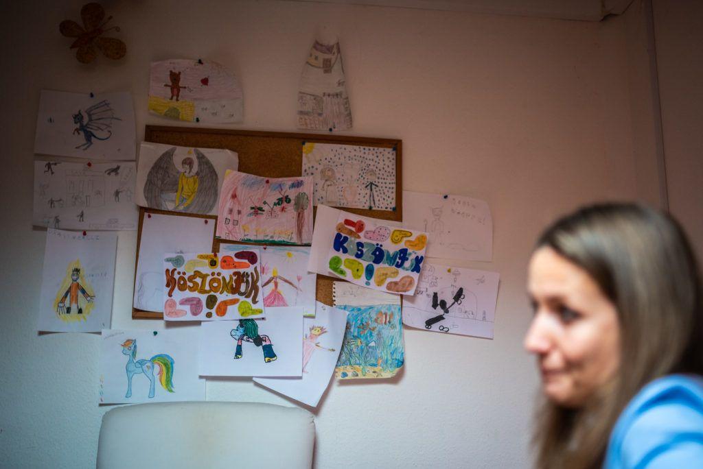 Image: 73875509, Alany: Németh Laura  Téma: Az alapítvány közönségdíjat nyert a Richter Anna pályázaton a Terápiás szabadulószoba programjukkal, ami abból áll, hogy kényszerbeteg gyerekekre szabott élményterápiát dolgoztak ki., Place: Budapest, Hungary, Model Release: No or not aplicable, Property Release: Yes, Credit: smagpictures.com