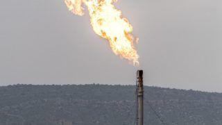 Tolanj, 2018. március 27. A Mol pakisztáni üzletága, a Mol Pakistan tolanji gázüzeme az ünnepélyes átadás napján 2018. március 27-én. MTI Fotó: Szigetváry Zsolt