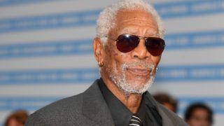 DEAUVILLE, FRANCE - SEPTEMBER 07:  Morgan Freeman arrives to attend the award ceremony for his lifetime achievment at the 44th Deauville American Film Festival on September 7, 2018 in Deauville, France.  (Photo by Pascal Le Segretain/Getty Images)