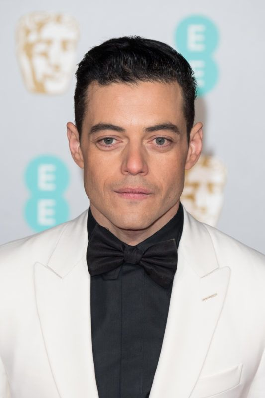 LONDON, ENGLAND - FEBRUARY 10: Rami Malek attends the EE British Academy Film Awards at Royal Albert Hall on February 10, 2019 in London, England. (Photo by Jeff Spicer/Getty Images)
