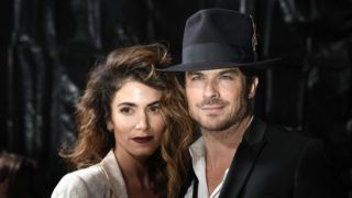 LOS ANGELES, CALIFORNIA - FEBRUARY 21: Nikki Reed and Ian Somerhalder attend the Cadillac celebrates The 91st Annual Academy Awards at Chateau Marmont on February 21, 2019 in Los Angeles, California. (Photo by Frazer Harrison/Getty Images)