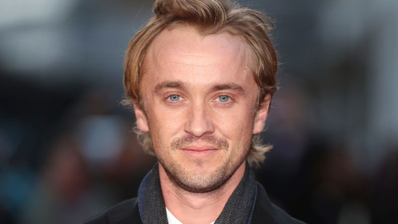 LONDON, ENGLAND - OCTOBER 05:  Tom Felton attends the 'A United Kingdom' Opening Night Gala screening during the 60th BFI London Film Festival at Odeon Leicester Square on October 5, 2016 in London, England.  (Photo by Mike Marsland/Mike Marsland/WireImage)