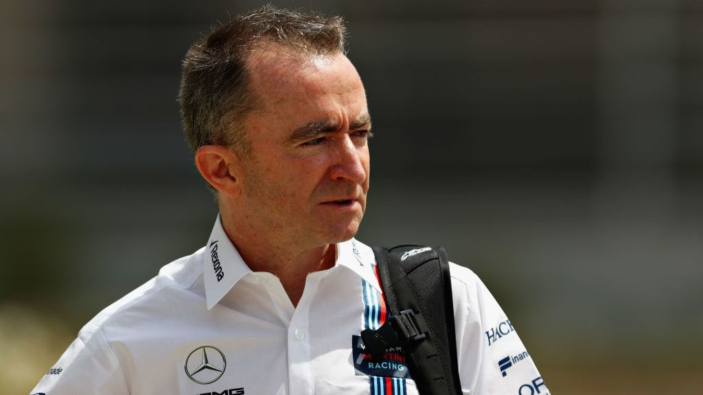 BAHRAIN, BAHRAIN - APRIL 15: Paddy Lowe, Chief Technical Officer of Williams F1 walks in the Paddock during final practice for the Bahrain Formula One Grand Prix at Bahrain International Circuit on April 15, 2017 in Bahrain, Bahrain.  (Photo by Clive Mason/Getty Images)
