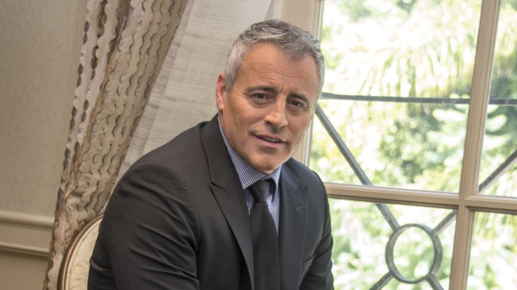 """BEVERLY HILLS, CA - AUGUST 07:  Matt LeBlanc at the """"Episodes"""" Press Conference at the Four Seasons Hotel on August 7, 2017 in Beverly Hills, California.  (Photo by Vera Anderson/WireImage)"""