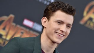 HOLLYWOOD, CA - APRIL 23:  Actor Tom Holland attends the premiere of Disney and Marvel's 'Avengers: Infinity War' on April 23, 2018 in Hollywood, California.  (Photo by Axelle/Bauer-Griffin/FilmMagic)