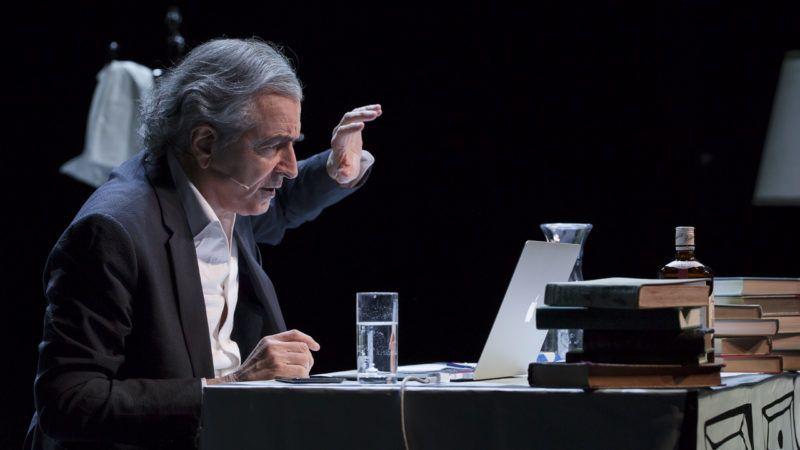 Bernard-Henri Levy - Looking for Europe - Theater Akzent - Vienne - 18 mars 2019