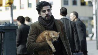 Inside Llewyn Davis Year : 2013 USA Director : Ethan Coen, Joel Coen Oscar Isaac Photo: Alison Rosa. It is forbidden to reproduce the photograph out of context of the promotion of the film. It must be credited to the Film Company and/or the photographer assigned by or authorized by/allowed on the set by the Film Company. Restricted to Editorial Use. Photo12 does not grant publicity rights of the persons represented.