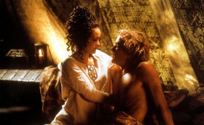 Chevalier  A Knight's Tale   Year: 2001 - USA  Shannyn Sossamon, Heath Ledger   Director: Brian Helgeland