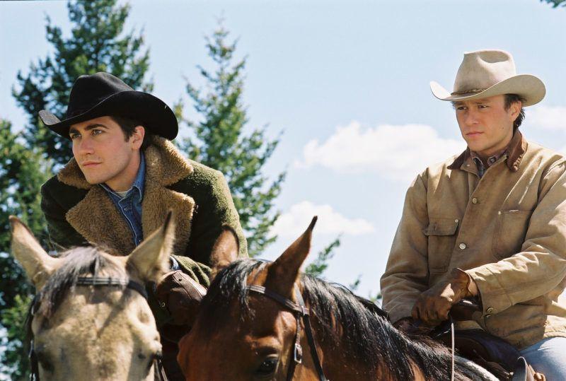 Le secret de Brokeback Mountain  Brokeback Mountain   Year: 2005 - USA  Jake Gyllenhaal, Heath Ledger,   Director: Ang Lee