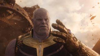 Avengers Infinity war 2018 Real  Anthony Russo et Joe Russo Josh Brolin. Collection Christophel © Marvel studios