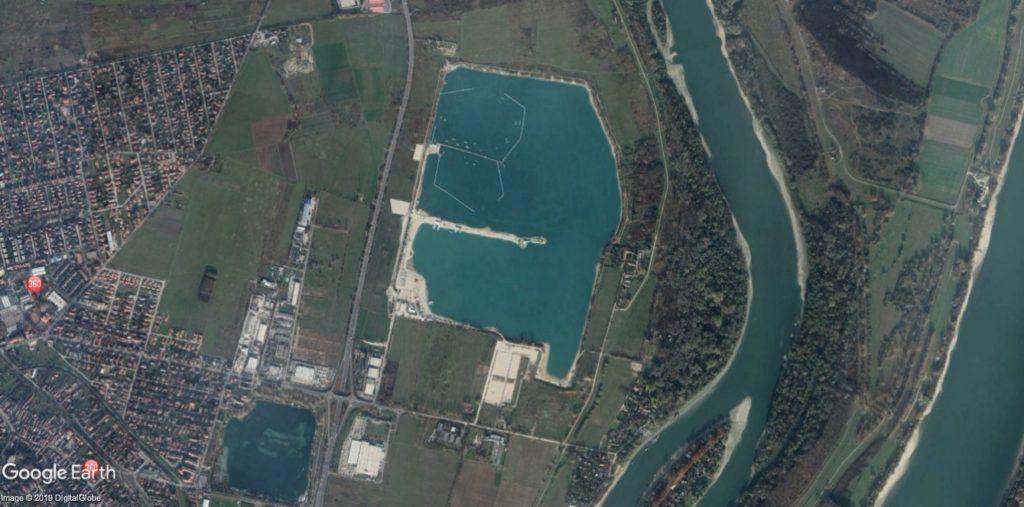 2,4 hektárt aszfaltoznának le Gerendaiék a Lupa-tónál, hogy legyen hol parkolni 3