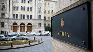 Image: 73649305, A K˙ria nÈvt·bl·ja a fıv·ros V. ker¸letÈben, az Igazs·g¸gyi Palota MarkÛ utcai bej·rat·n·l., Place: Budapest, Hungary, License: Rights managed, Model Release: No or not aplicable, Property Release: Yes, Credit: smagpictures.com