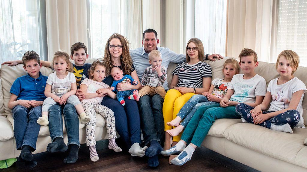 Joób Márton: Egy tízgyerekes családhoz némi lazaság is ...