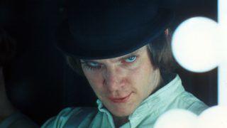 Orange mécanique  A Clockwork Orange   Year: 1971 - uk  Malcolm McDowell   Director: Stanley Kubrick