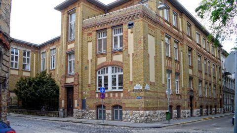 Városkép - Budapest - I. sz. Szemészeti Klinika