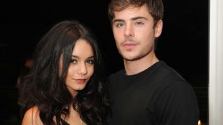 LOS ANGELES, CA - AUGUST 10:  ***EXCLUSIVE COVERAGE***  Actors Vanessa Hudgens and Zac Efron attend Zac Efron Celebrates the September Issue of Details Magazine at Private Residence on August 10, 2010 in Los Angeles, California.  (Photo by Jordan Strauss/WireImage)