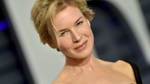 BEVERLY HILLS, CALIFORNIA - FEBRUARY 24: Renee Zellweger attends the 2019 Vanity Fair Oscar Party Hosted By Radhika Jones at Wallis Annenberg Center for the Performing Arts on February 24, 2019 in Beverly Hills, California. (Photo by Axelle/Bauer-Griffin/FilmMagic)