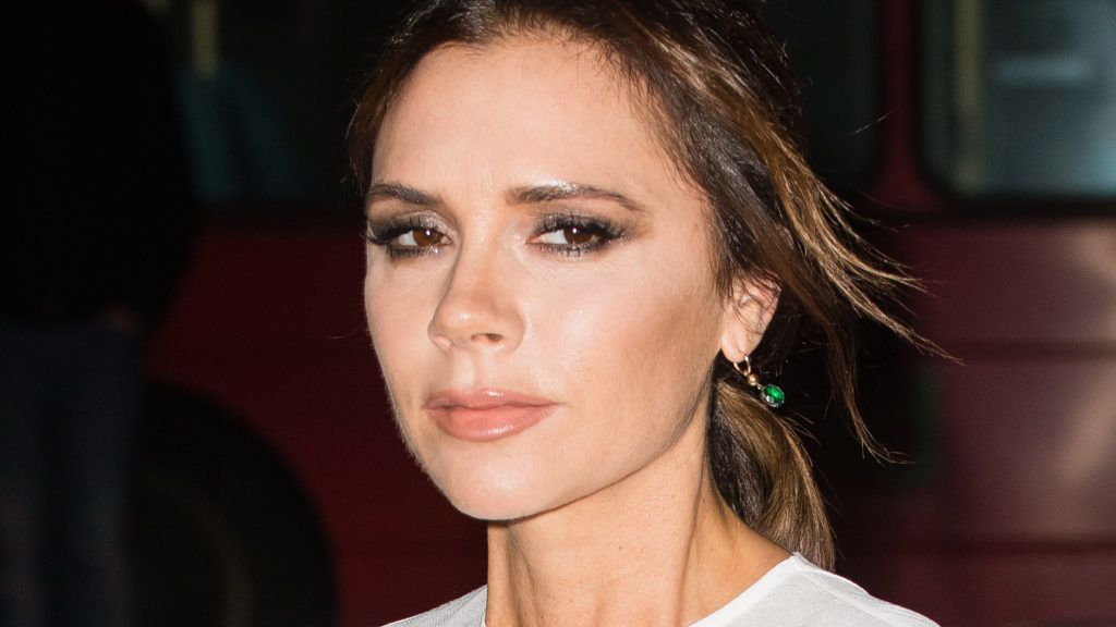 LONDON, ENGLAND - MARCH 12: Victoria Beckham attends the Portrait Gala 2019 at the National Portrait Gallery on March 12, 2019 in London, England. (Photo by Samir Hussein/Samir Hussein/WireImage)